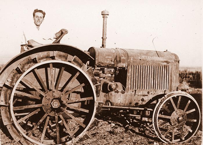 jordbruksmaskiner