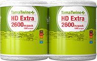 TamaTwine Plus HD Extra 2600m Pack