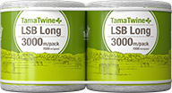TamaTwine Plus LSB Long 3000 Pack