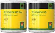 John Deere XtraTwine HD 2200m and HD Plus 2600m