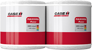 CASE MAXXIMA Power 2800m pack white