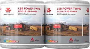 MF LSB Power 2800 pack