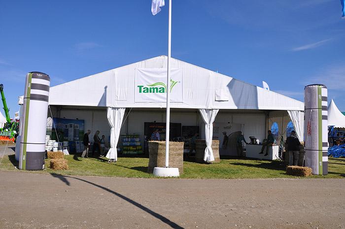 Tama-Scandinavia Borgeby Fältdagar 2014