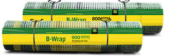 B-Wrap 800 and 900 Series Rolls