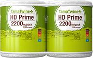 TamaTwine Plus HD Prime 2200m Pack