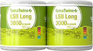 TamaTwine Plus LSB Long 3000m Pack