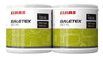 CLAAS Baletex 130XL 2600m Pack