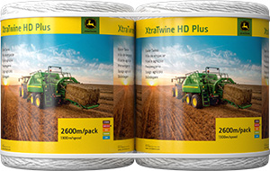 JD XtraTwine HD Plus 2600m pack
