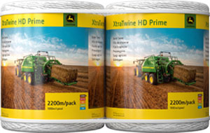 JD XtraTwine HD Prime 2200m pack