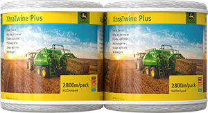 JD XtraTwine Plus 2800m pack